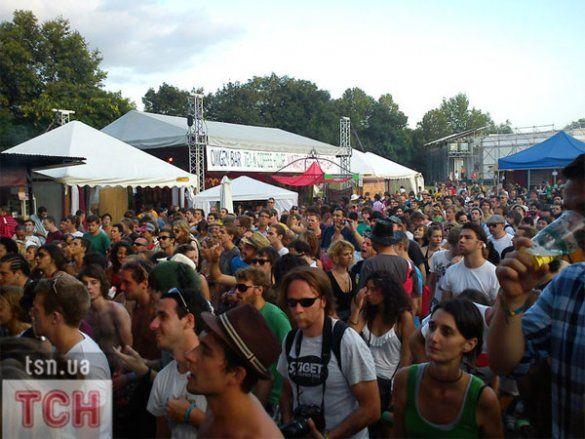 Фестиваль Sziget-2010. День перший_7