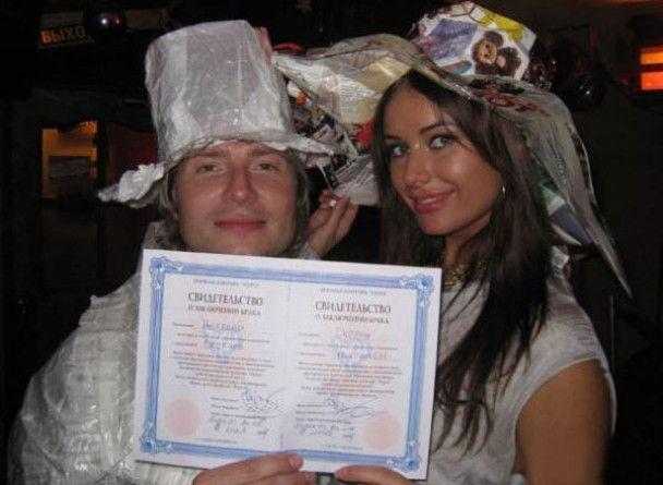 Ба�ков �айно женил�я на Ок�ане Федо�овой Глам�� tchua