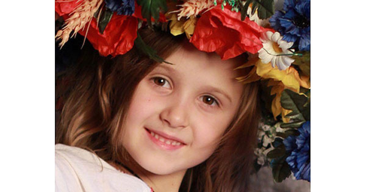 """Переможниця """"Міні-міс Всесвіт"""" - 2011 Яна Сорока @ Little Miss Universe"""