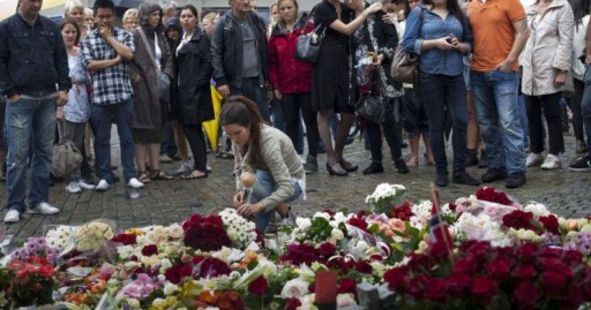Теракт у спокійній Норвегії став найкривавішим у 2011 році @ AFP
