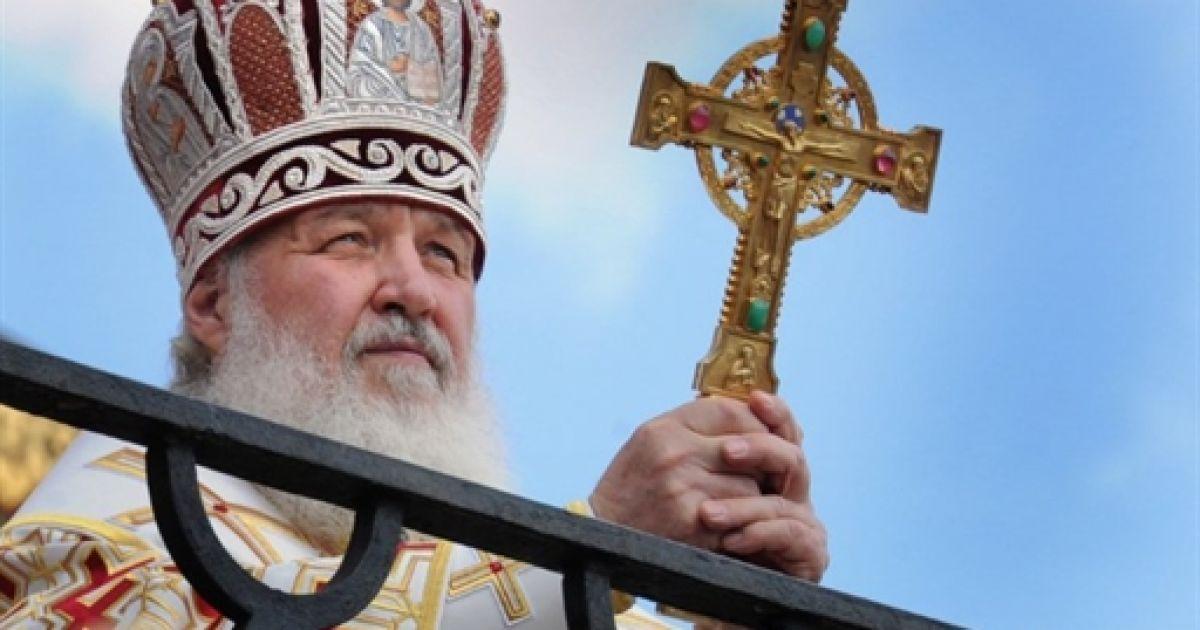 Патриарх Кирилл плавает на яхте за 4 миллиона долларов @ AFP