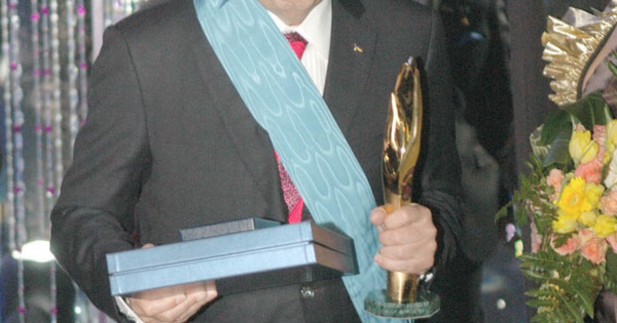 Юристом року назвали Сергія Ківалова. @ ТСН.ua