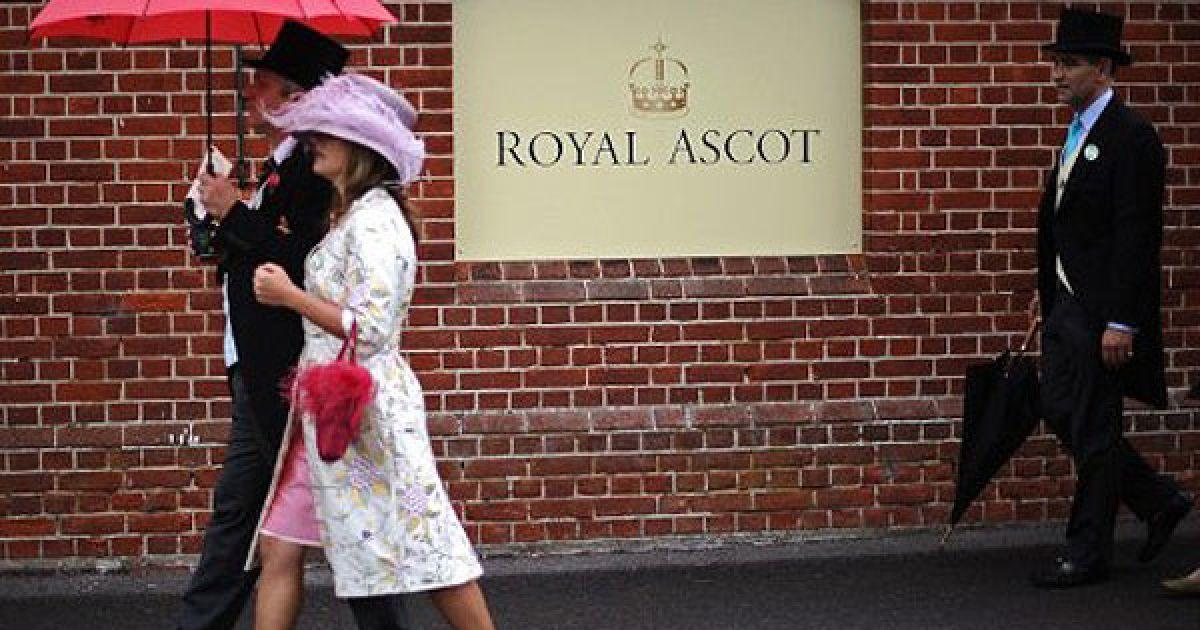 Ежегодные королевские скачки Royal Ascot традиционно являются праздником модных шляпок.