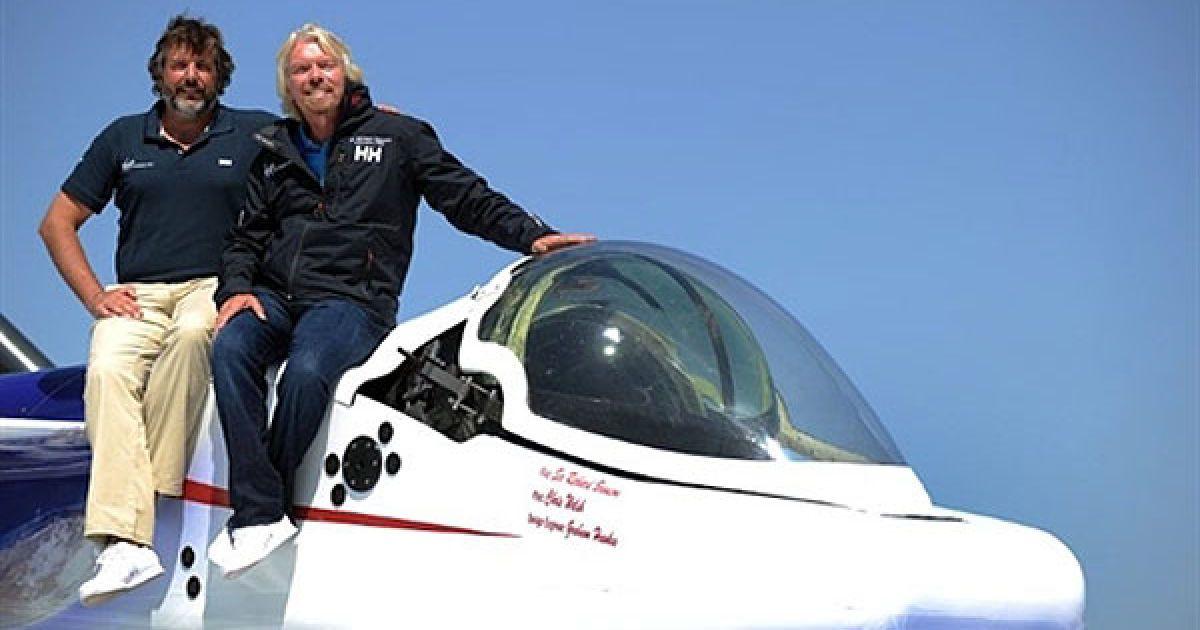 Автором проекта субмарины Virgin Oceanic является британский миллионер Ричард Брэнсон. @ AFP