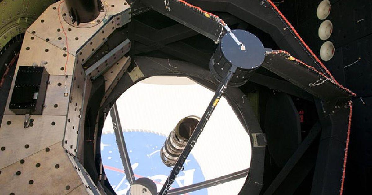 Інфрачервоний телескоп Herschel @ NASA