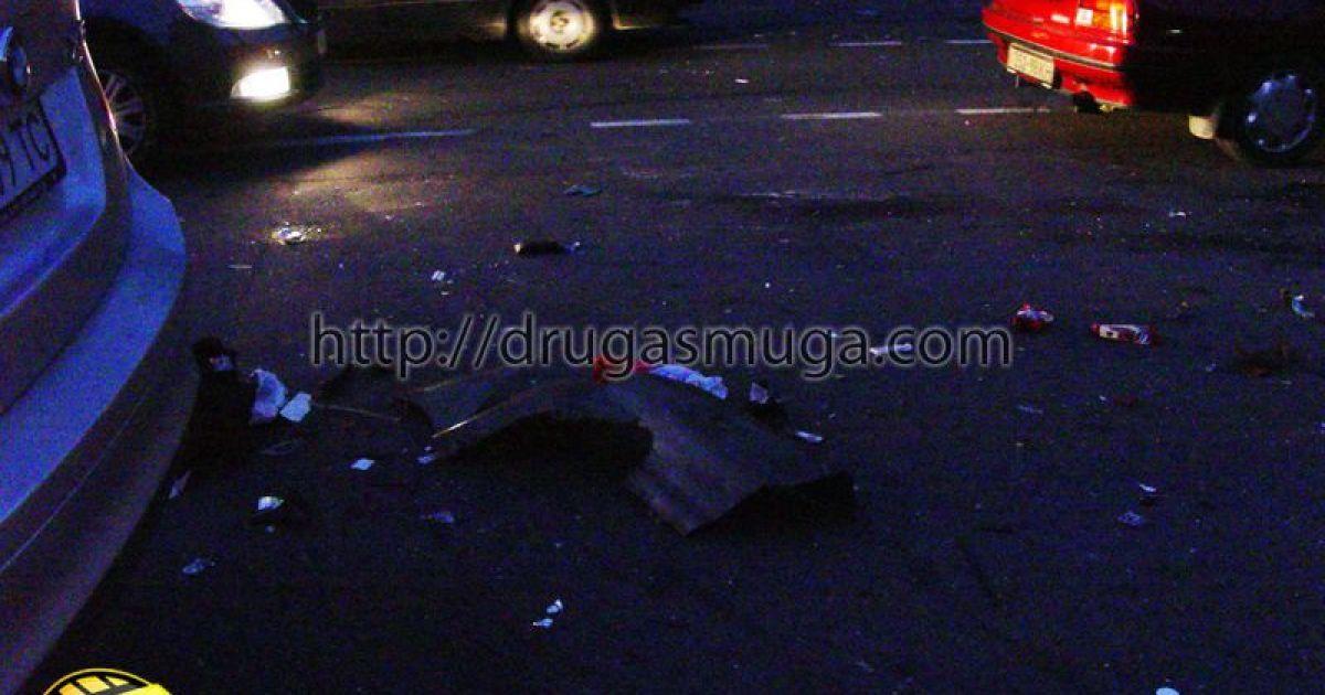 ДТП під Києвом: є жертви @ Друга Смуга
