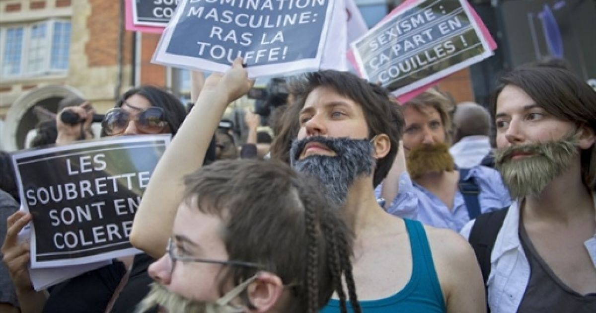 Протест порнозвезд