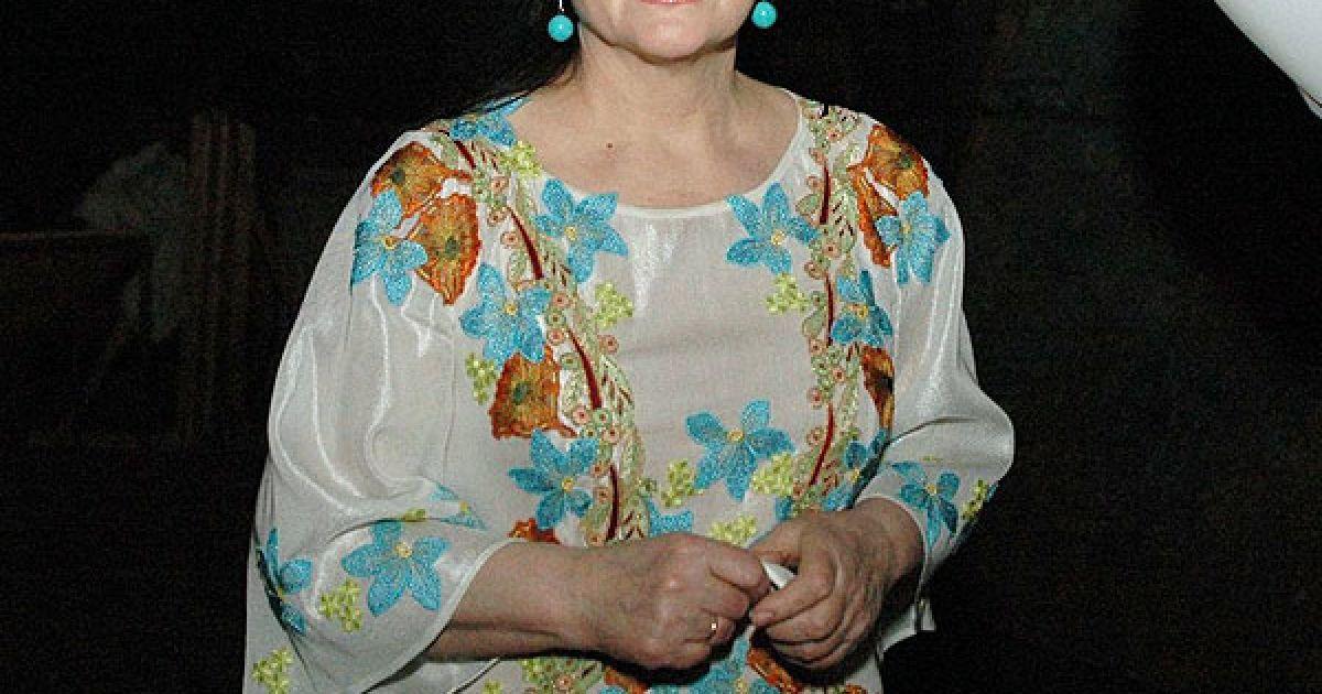 Українська співачка Ніна Матвієнко. @ ТСН.ua