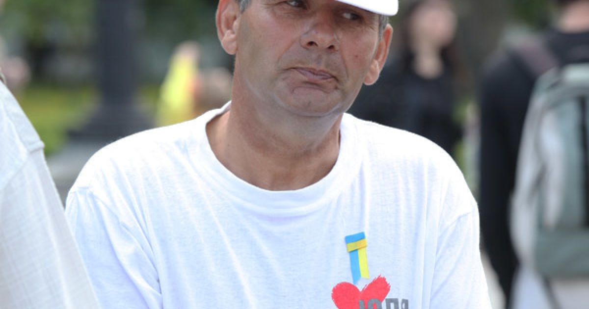 День гнева в Киеве