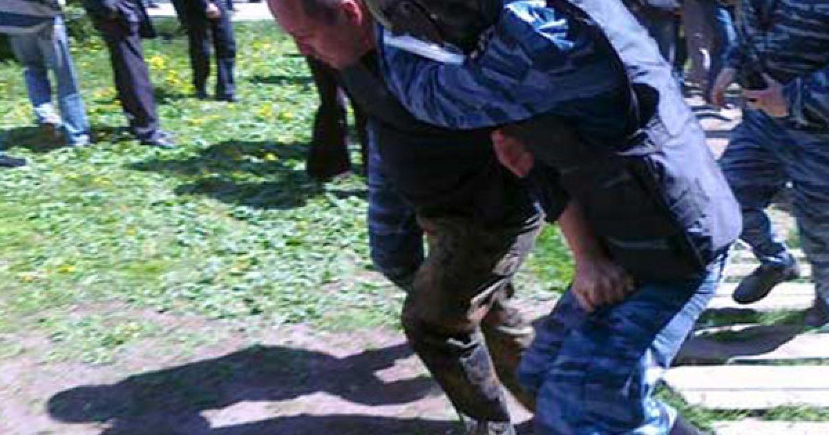 День гнева в Киеве @ NR2.ru