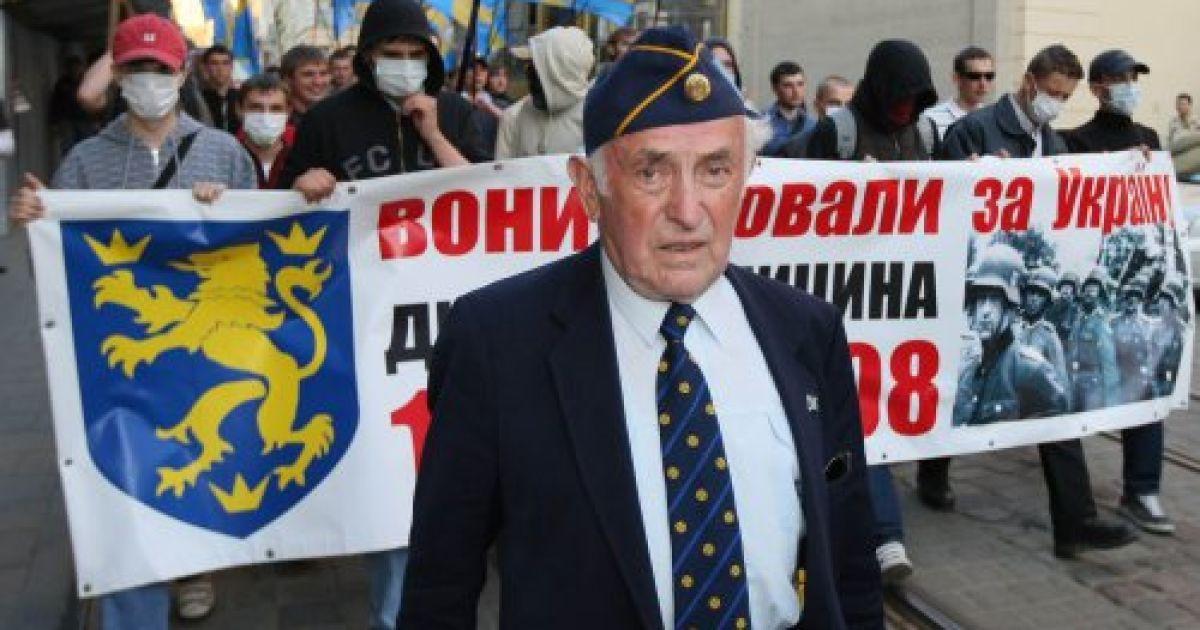 """Нардеп и глава Львовской ОГА поспорили о бойцах дивизии """"Галичина"""""""