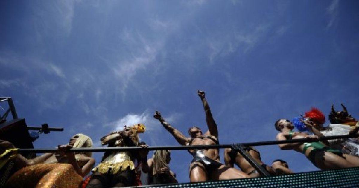 Гей-парад у Римі @ AFP