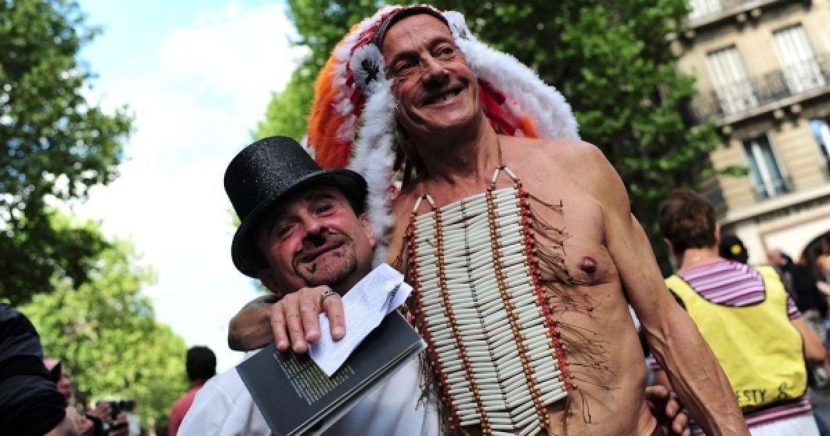 Гей-парад у Берліні @ AFP