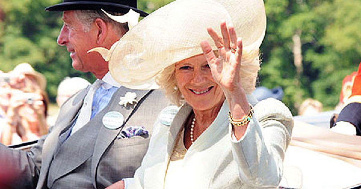 Принц Чарльз и его супруга Камилла.