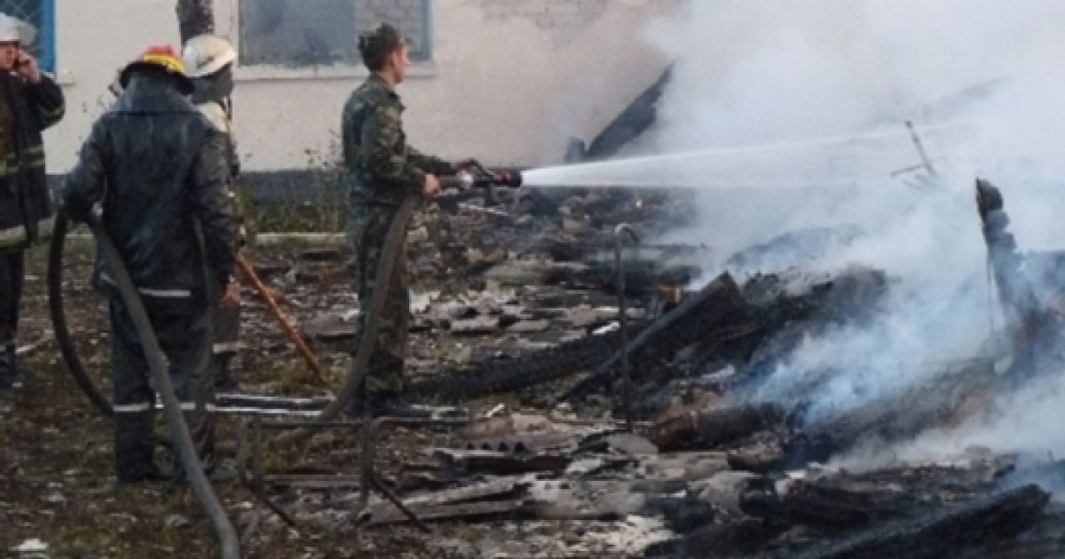 В киеве сгорел дом престарелых дом престарелых надежда москва