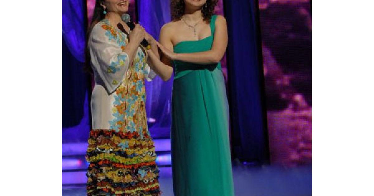 Ніна Матвієнко і глуха співачка