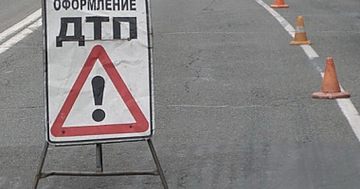 Российские журналисты сбежали с места ДТП в Киеве после избиения водителем женщины - СМИ