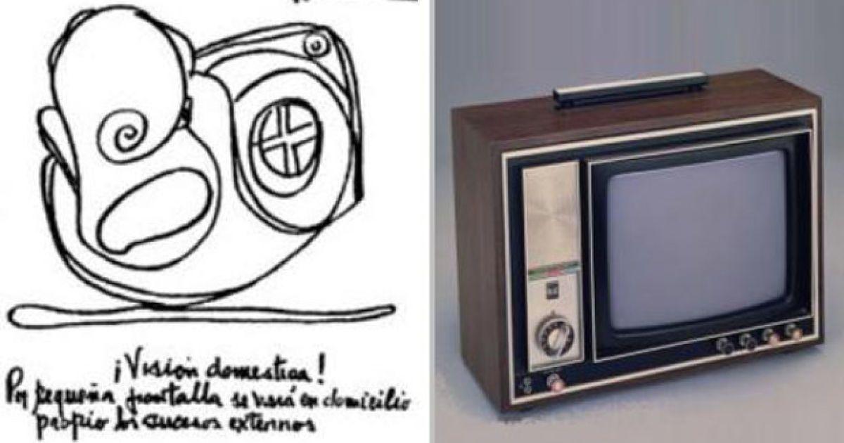 """""""Домашнее телевидение! На маленьком экране прямо из дома можно будет наблюдать за внешними событиями"""" (1938). Первые черно-белые телевизионные приемники вошли в обиход только в 50-х годах. @ Life News"""
