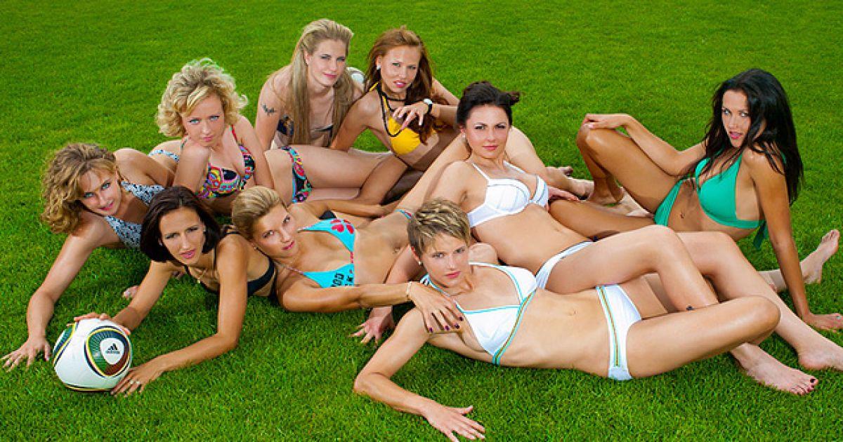 Football Team Orgy
