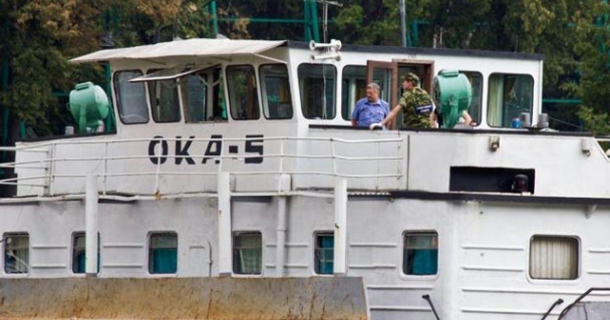 Прогулочный катер затонул на Москве-реке, погибли 8 человек