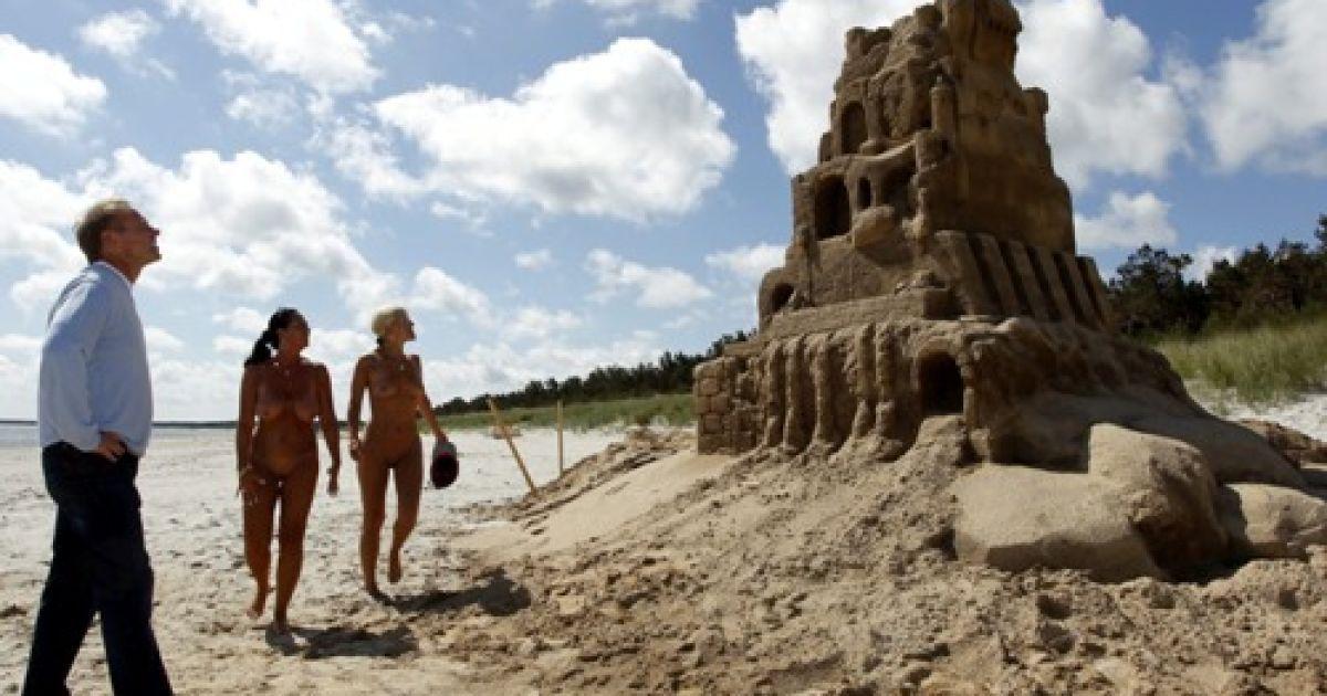 Німецький замок побив рекорд Гіннеса 20-річної давнини. @ Bild