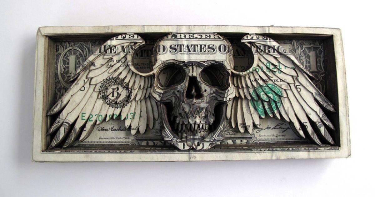 """Тепер мертва """"доларова"""" голова оцінюється у 50 тисяч."""