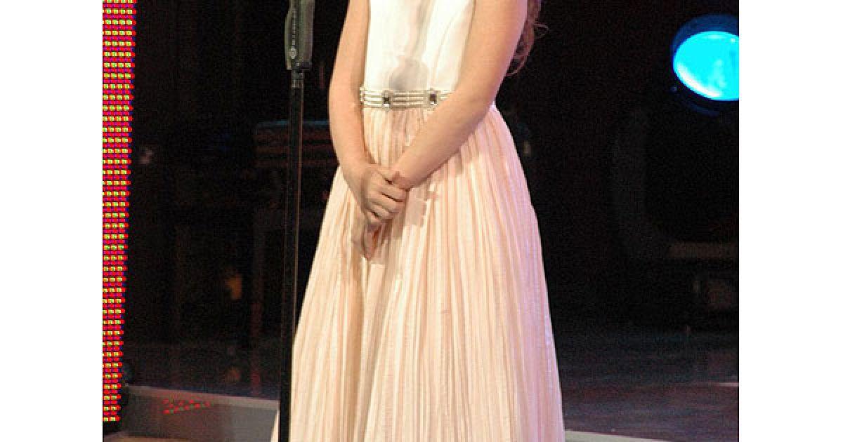 Київська дівчинка з унікальним голосом — Соломія Лук'янець. @ ТСН.ua