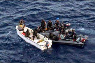 Американські піхотинці відбили українців у піратів