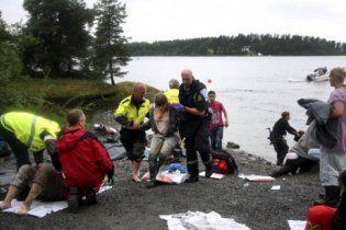 Норвезька поліція: Брейвік зняв на відеокамеру розстріл молодіжного табору