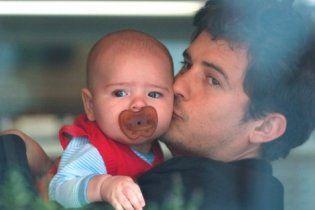 Орландо Блума визнали найстильнішим батьком року