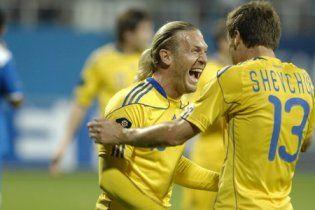 Первая победа Блохина: Украина одолела Узбекистан (видео)
