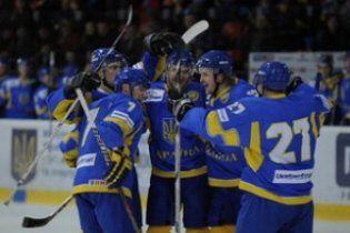 Збірна України з хокею перемогла Угорщину