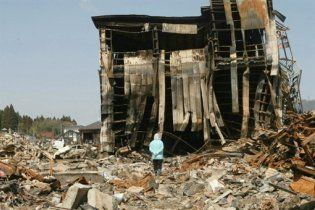 """Біля """"Фукусіми"""" знайшли тіла п'яти стареньких, які померли від голоду"""