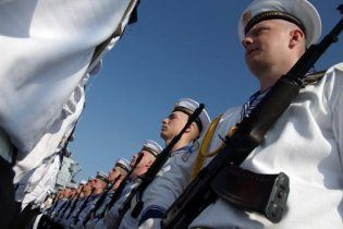 Янукович переніс День українського флоту на російську дату