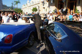 VIP-аварія в Монако: Bentley, Aston Martin, Ferrari, Porsche і Mercedes