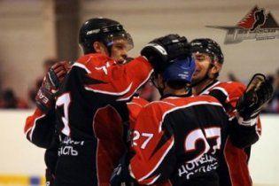 Найкраща хокейна команда України буде грати у Росії