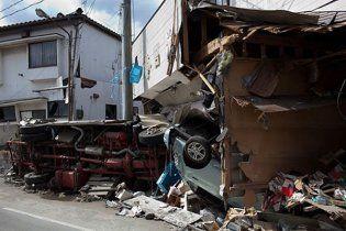 Сильний землетрус магнітудою 5,6 стався в Японії
