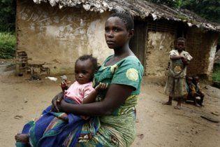 У Конго щогодини ґвалтують 48 жінок