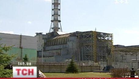 Чернобыльская мина