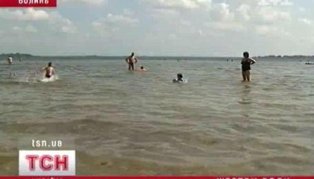 На Волыни уже утонули двое школьников