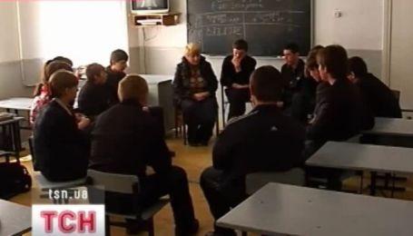 Всплеск подростковых самоубийств Днепропетровщине