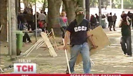Грузинська опозиція погрожує владі