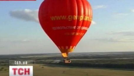 """На воздушных шарах открыли фестиваль """"Улетный Чернигов"""""""