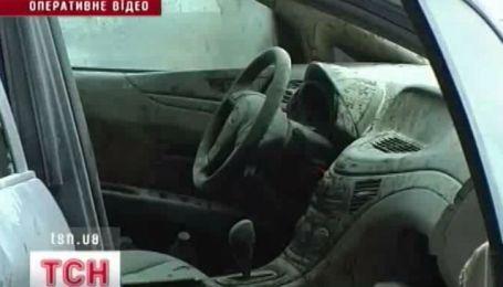 В Харькове депутата горсовета угостили коктейлем Молотова