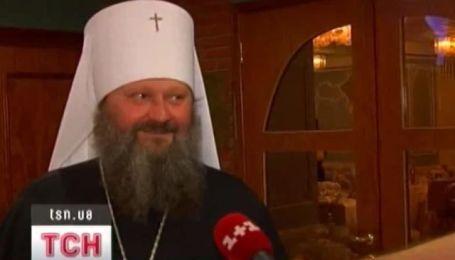 Наместнику Киево-Печерской Лавры Павлу подарили Mercedes