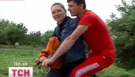 Юлия Дячук пытается проехать через всю страну без денег