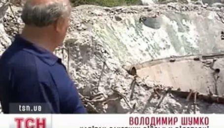 На Николаевщине чрезвычайная ситуация
