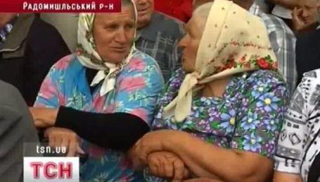 Повстання селян на Житомирщині