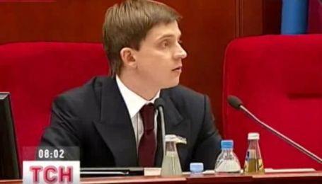 Олесь Довгий ушел в отставку по собственному желанию