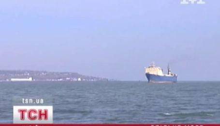Как поделить Азовское море и Керченский пролив?